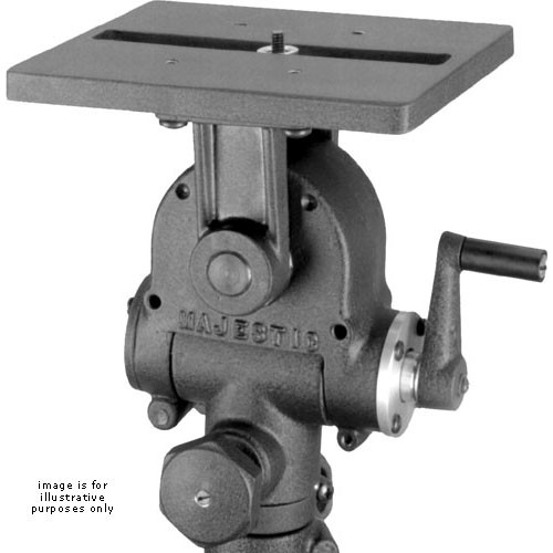 """Majestic 1005 Gearhead - with 3x3-5/8"""" Platform"""