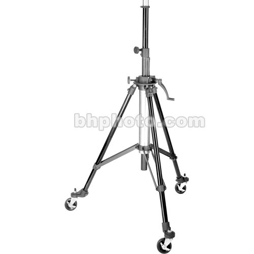 """Majestic 852-41 Tripod with Brace and 3"""" Casters"""
