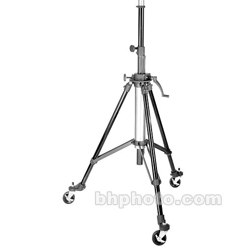 Majestic 852-43 Tripod with Brace, Extension and Casters