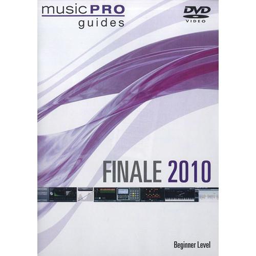 MakeMusic DVD: Finale 2010 Beginner Level by Tom Johnson