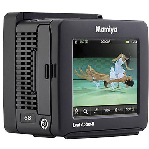 Mamiya Leaf Aptus-II 10 Digital Back (AFI/HY6)