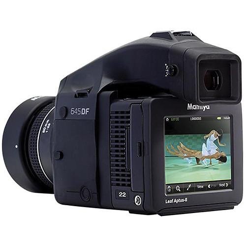 Mamiya DM-Series 22Mp DSLR Camera Kit with 80mm D Lens