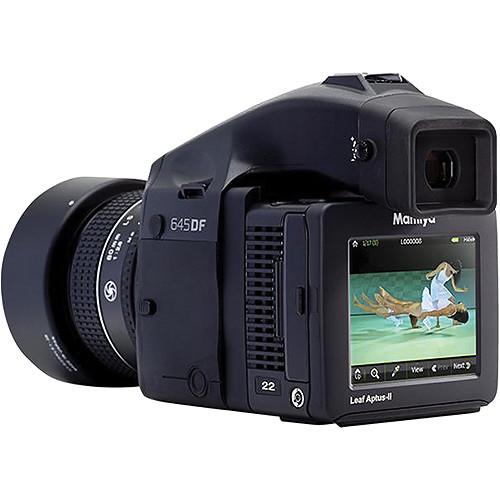Mamiya DM22 Camera Kit with 80mm f/2.8 LS Lens and Digital Back