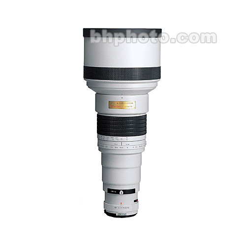 Mamiya Telephoto 500mm f/4.5 APO Manual Focus Lens for 645
