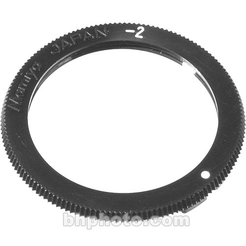 Mamiya -2 Diopter for Waist Level Finders for 645 Series