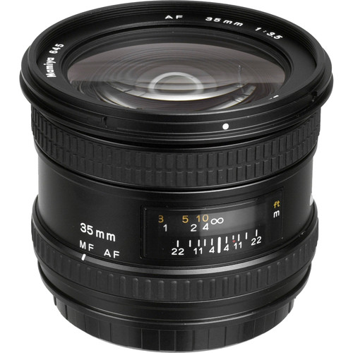 Mamiya 35mm f/3.5 Lens for 645-AF