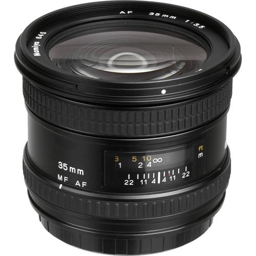 Mamiya 35mm f/3.5 Lens for 645-AF