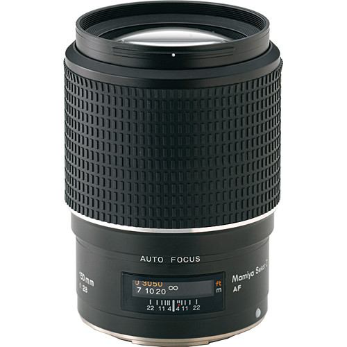 Mamiya Sekor AF 150mm f/2.8 IF D Lens For 645-AFD III Cameras