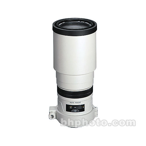 Mamiya 300mm f/4.5 APO LENS for 645-AF