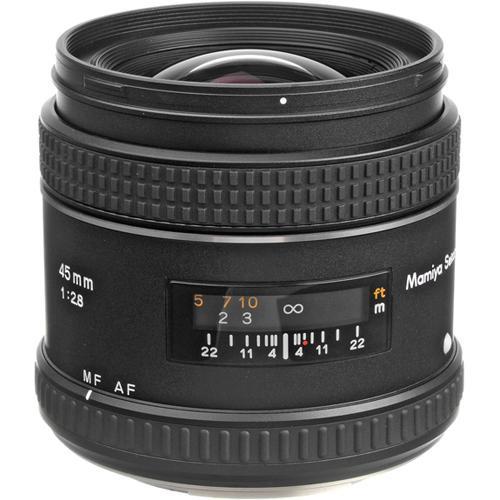 Mamiya Sekor 45mm f/2.8 D Lens for 645-AF