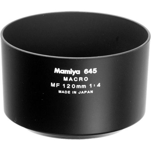 Mamiya Lens Hood for 645 AF 120mm f/4 Macro Lens