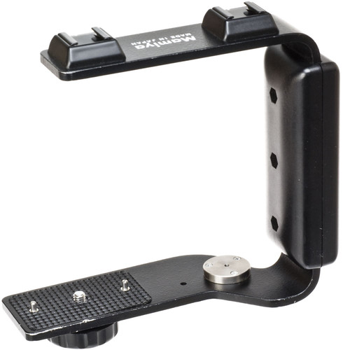 Mamiya Strobe Bracket (with Extra Shoe for TTL Module) for 645 Pro TL
