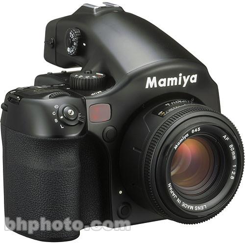 Mamiya 645-AFD II Auto Focus Value Pack Camera Kit