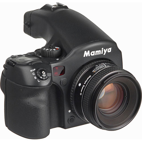 Mamiya 645-AFD III Medium Format SLR Autofocus Camera (Body Only)