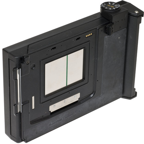 Mamiya Film Back for Polaroid Pack Film for 645 Pro, Pro TL and Super
