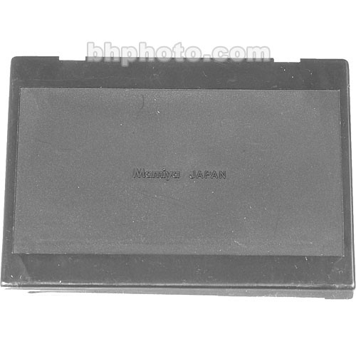 Mamiya Cover for Prism Finders 645 Pro, Pro TL and Super