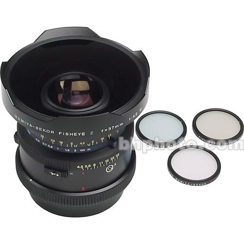 Mamiya 37mm f/4.5 Fisheye RZ Lens