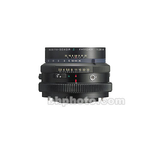 Mamiya Normal 110mm f/2.8 Lens for RZ67 Cameras