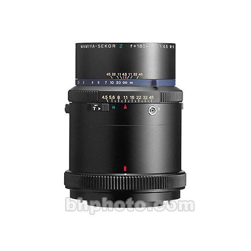 Mamiya Telephoto 180mm f/4.5 Lens for RZ67 Cameras
