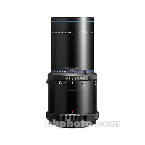 Mamiya Telephoto 350mm f/5.6 APO Lens for RZ67 Cameras
