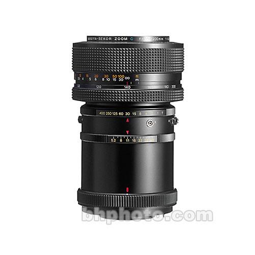Mamiya 100-200mm f/5.2 RB Lens with Bracket