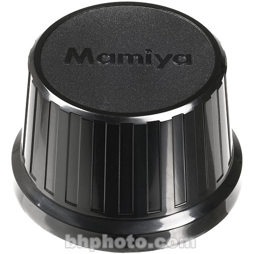 Mamiya Lens Cap Rear for 43mm f/4.5, 50mm f/4.5 & 65mm f/4 Lenses