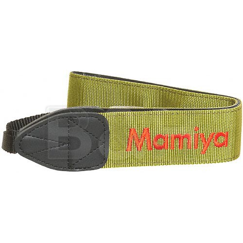 Mamiya Neck Strap Wide (Green)