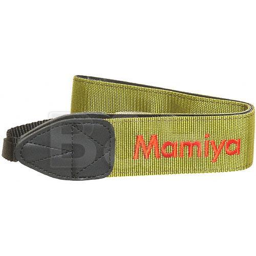 Mamiya Neck Strap Wide (Green)