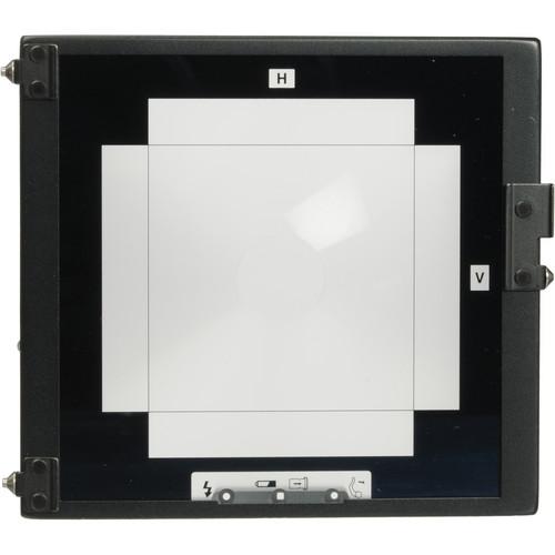 Mamiya 54 x 40 Focusing Screen for RZ67 Cameras and an Aptus II 12 Digital Back