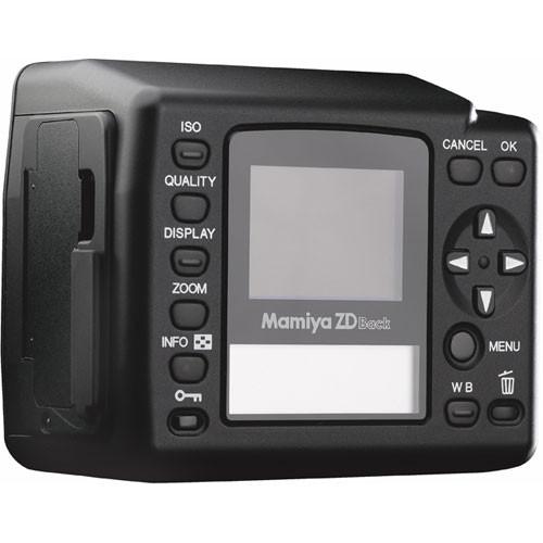 Mamiya ZD Digital Camera Back 310-110 B&H Photo Video