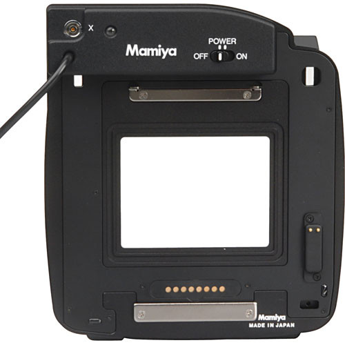 Mamiya 310-246 RB67 Adapter HX-702 for 645AFD ZD Digital Back