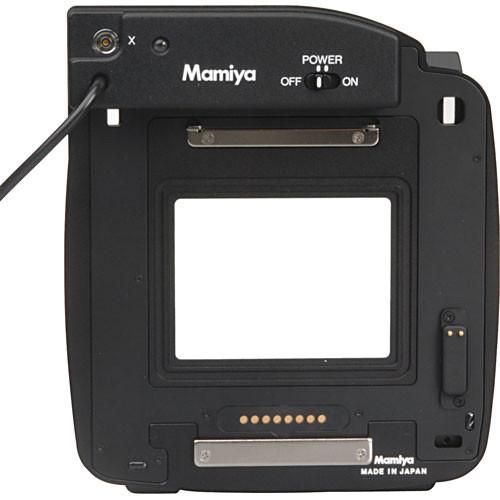 Mamiya 310-246 RB67 Adapter HX-702 for 645AFD ZD Digital Back