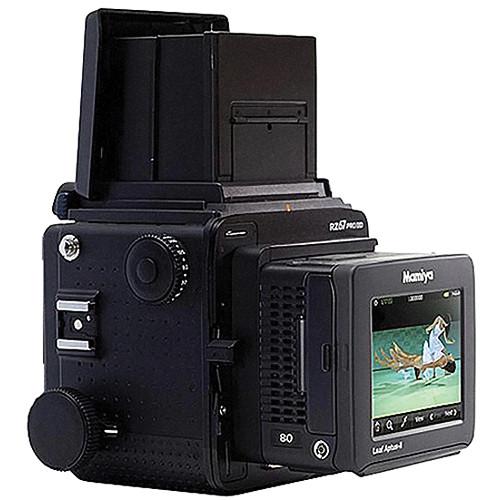Mamiya RZ80 DSLR Camera Kit