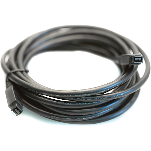 Mamiya FireWire 800 to 800 Cable (10m) for Credo Digital Backs