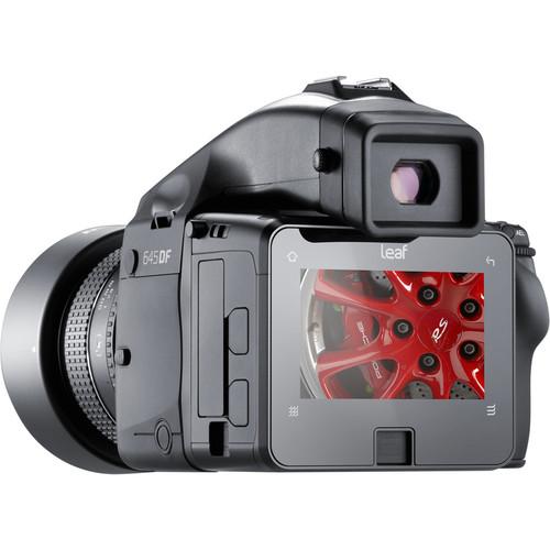Mamiya Leaf Credo 40MP Digital Back Kit with 645DF+ Medium Format DSLR and 80mm f/2.8 LS D Lens