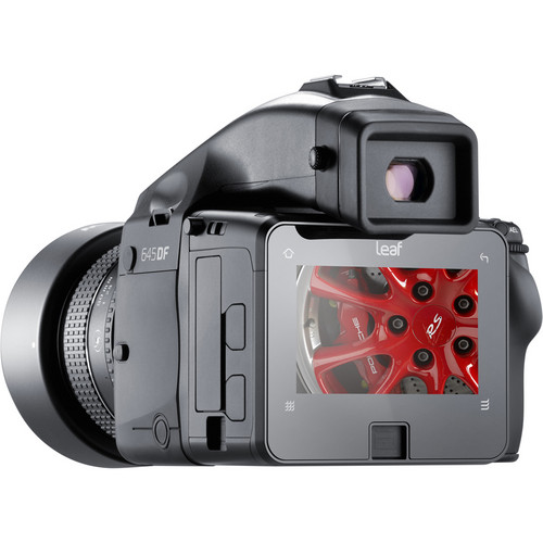 Mamiya Leaf Credo 80MP Digital Back Kit with 645DF Medium Format DSLR and 80mm f/2.8 LS D Lens