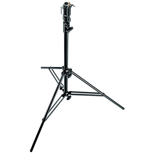 Manfrotto 008BU Black Cine Stand - 7'