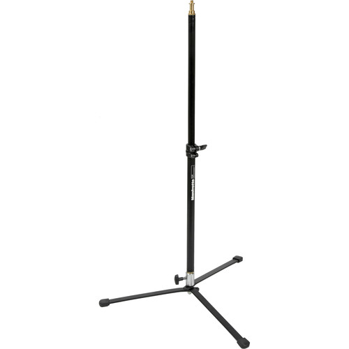 """Manfrotto Backlight Stand with Pole (Black, 33.5"""")"""