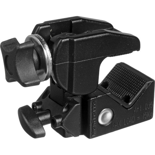 Manfrotto 035BN Super Clamp without Stud for Binoculars