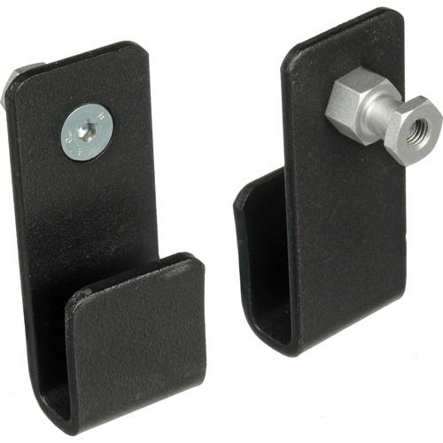 Manfrotto 040 - Narrow U-Hook Glass Holders - Pair