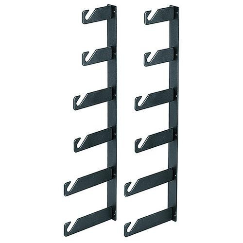 Manfrotto 045-6 Background Holder Hooks for 6 Backgrounds - Wall Mountable - Set of 2