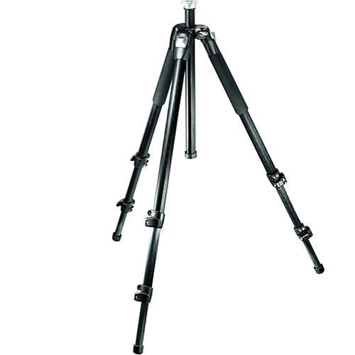 Manfrotto 055CXV3 View Carbon Fiber Tripod Legs (Black)