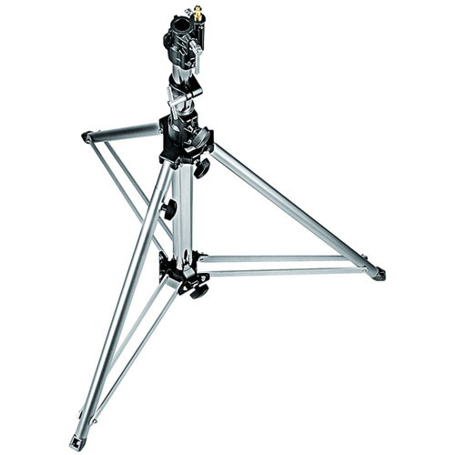Manfrotto Follow Spot Stand (Chrome-plated, 4.8')