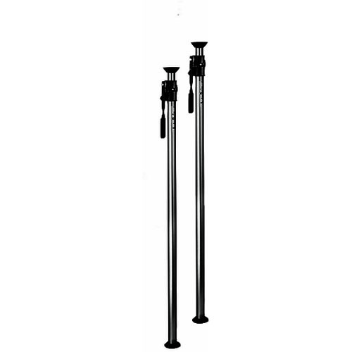 Manfrotto 076BSET Short Autopoles, Black - Set of Two