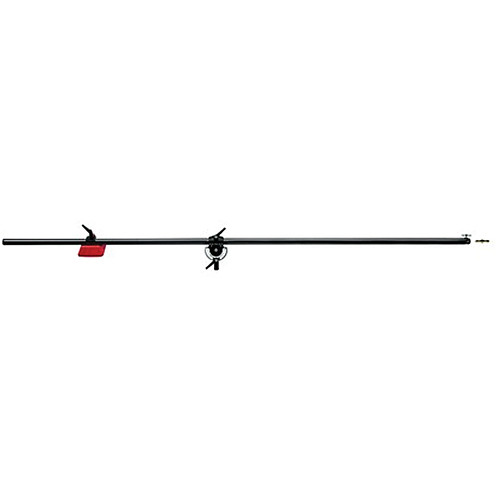 Manfrotto Heavy Duty Boom Arm, Black - 9' (2.7m)