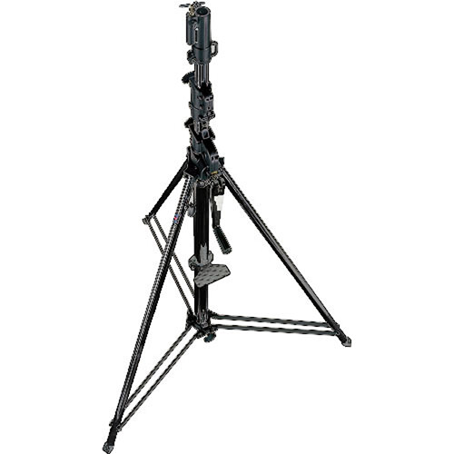 Manfrotto Wind-Up Stand (Black,12')