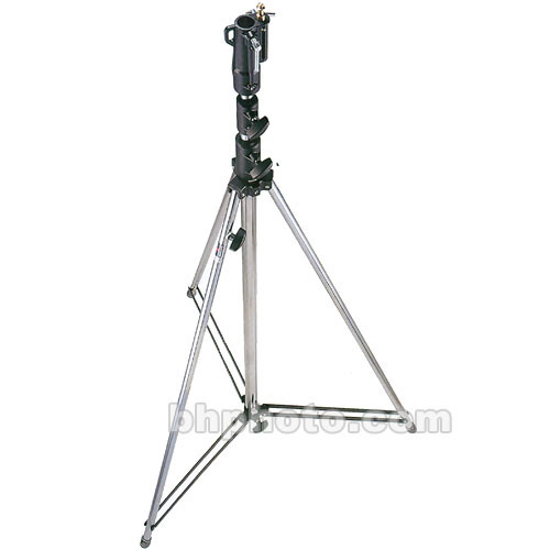 Manfrotto 3072 Tall Steel Cine Stand - 12.5'