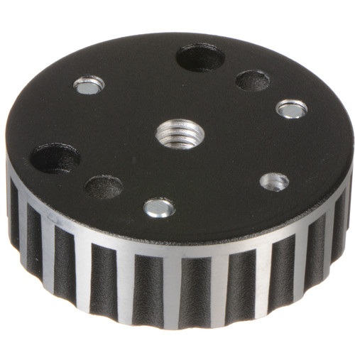 """Manfrotto 120DF Female 3/8"""" to Female 3/8"""" Adapter Plate"""