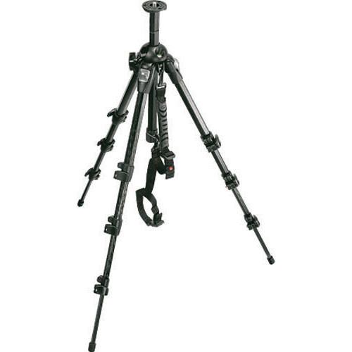 Manfrotto 190MF4 Magfiber Carbon Fiber 4-Section Tripod Legs