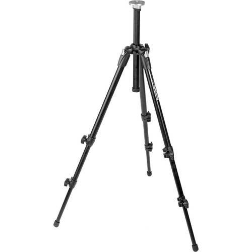 Manfrotto 190XDB Tripod Legs (Black)